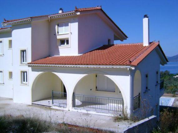 Дом на Эвбее, Греция, 366 м2 - фото 1