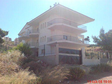 Вилла в Аттике, Греция, 500 м2 - фото 1