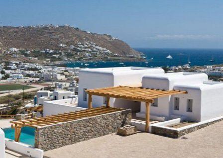 Дом на Миконосе, Греция - фото 1