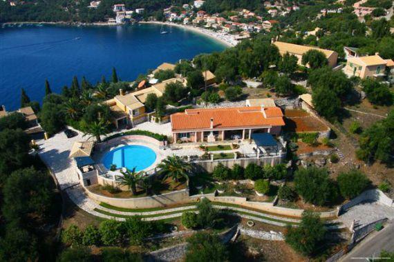 Вилла на Керкире, Греция, 160 м2 - фото 1