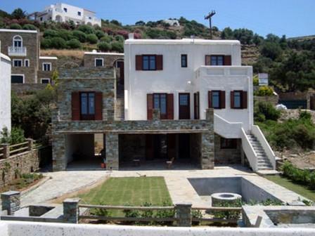 Дом на Андросе, Греция, 140 м2 - фото 1