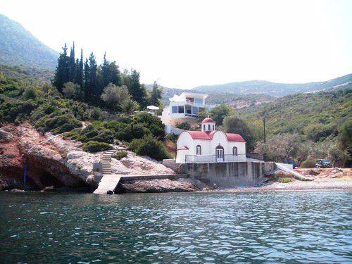 Вилла на Пелопоннесе, Греция - фото 1