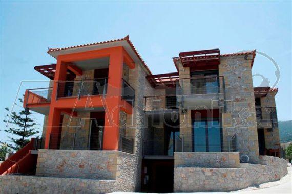 Квартира на Пелопоннесе, Греция, 50 м2 - фото 1