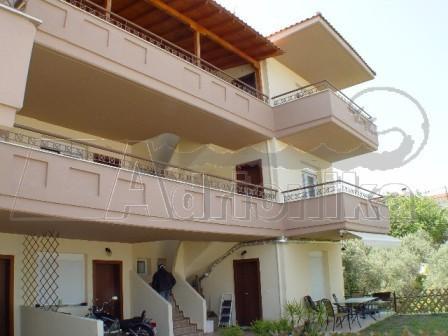 Квартира на Кассандре, Греция, 66 м2 - фото 1