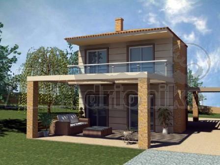 Апартаменты на Кассандре, Греция, 110 м2 - фото 1