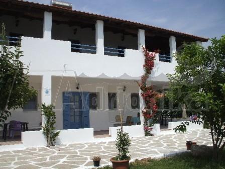 Отель, гостиница в Халкидики, Греция, 220 м2 - фото 1