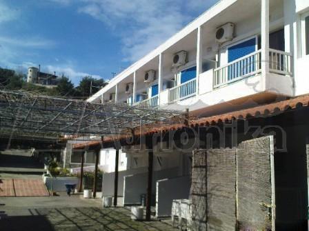 Отель, гостиница на Кассандре, Греция, 700 м2 - фото 1