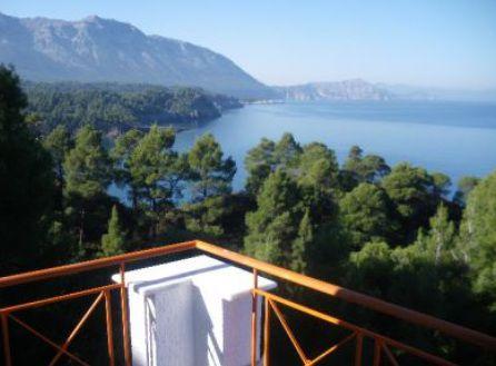 Апартаменты на Эвбее, Греция, 150 м2 - фото 1