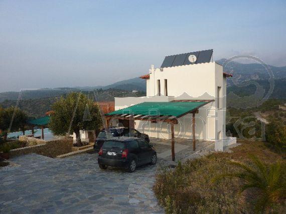 Вилла в Ситонии, Греция, 250 м2 - фото 1