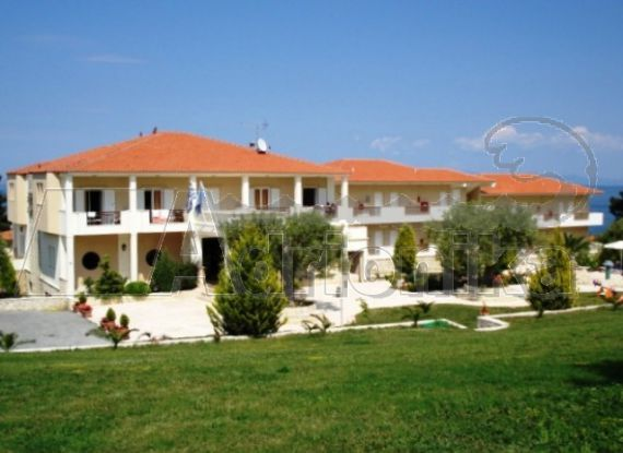 Отель, гостиница на Кассандре, Греция, 3000 м2 - фото 1