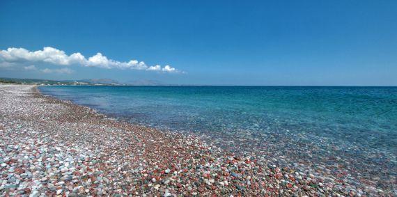 Земля на Родосе, Греция - фото 1