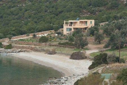 Вилла на Эвбее, Греция - фото 1