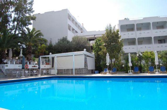 Отель, гостиница на Эвбее, Греция - фото 1