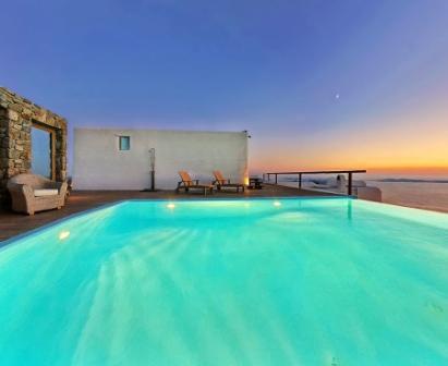 Отель, гостиница на Миконосе, Греция, 1480 м2 - фото 1