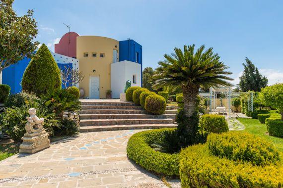 Вилла на Родосе, Греция, 592 м2 - фото 1