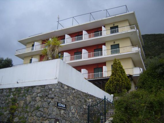 Отель, гостиница на Керкире, Греция, 450 м2 - фото 1