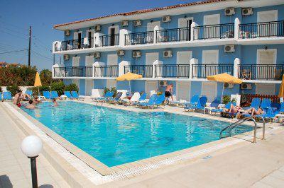 Отель, гостиница на Закинфе, Греция, 500 м2 - фото 1