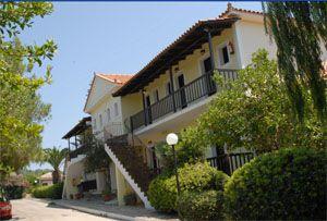 Отель, гостиница на Закинфе, Греция, 400 м2 - фото 1