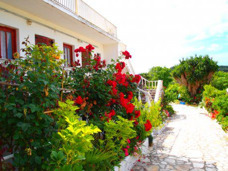 Отель, гостиница на Керкире, Греция, 440 м2 - фото 1