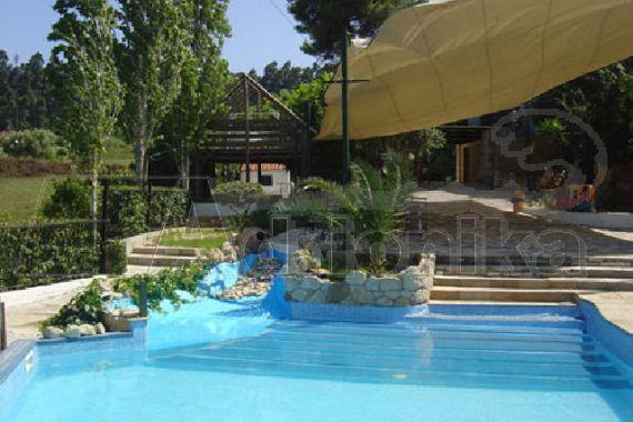 Отель, гостиница на Кассандре, Греция, 2200 м2 - фото 1