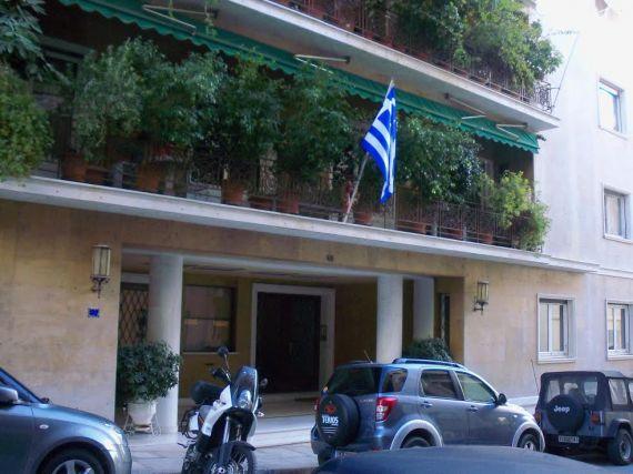 Квартира в Афинах, Греция, 130 м2 - фото 1