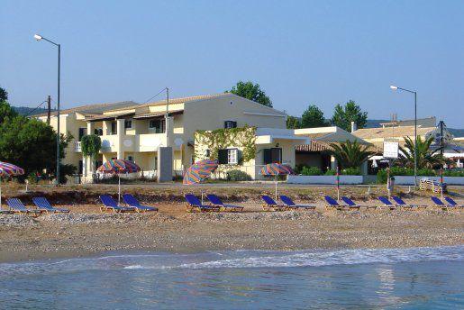 Отель, гостиница на Керкире, Греция, 500 м2 - фото 1