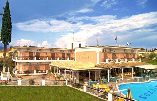 Отель, гостиница на Керкире, Греция, 745 м2 - фото 1