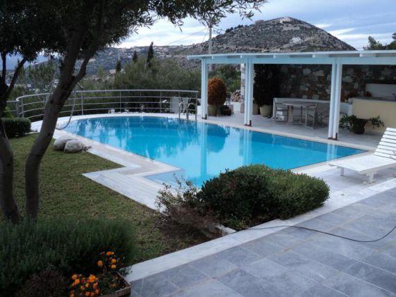 Вилла в Афинах, Греция - фото 1