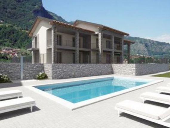 Апартаменты Озеро Комо, Италия, 58 м2 - фото 1