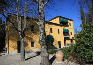Отель, гостиница в Сиене, Италия, 1277 м2 - фото 1