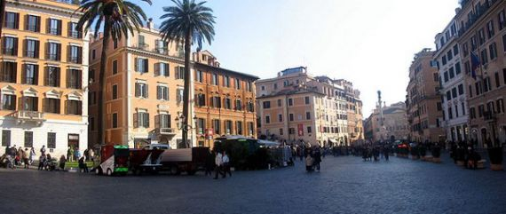 Квартира в Лацио, Италия, 300 м2 - фото 1