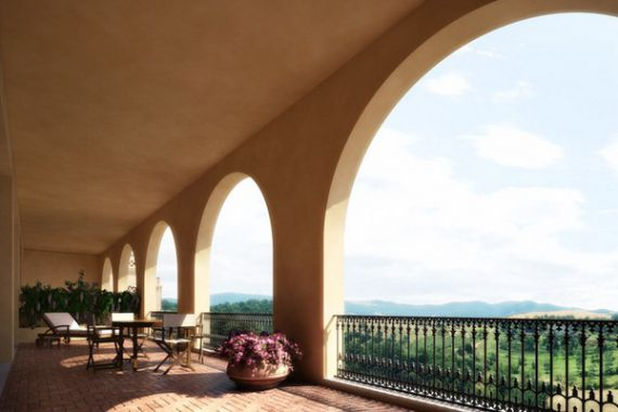 Апартаменты в Пизе, Италия, 60 м2 - фото 1