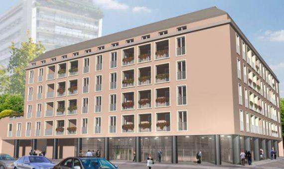 Апартаменты в Милане, Италия, 74 м2 - фото 1