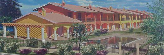 Апартаменты у озера Гарда, Италия, 125 м2 - фото 1