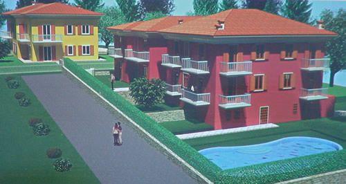 Апартаменты у озера Гарда, Италия, 85 м2 - фото 1