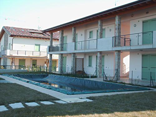 Квартира у озера Гарда, Италия, 130 м2 - фото 1