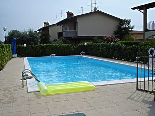 Квартира у озера Гарда, Италия, 60 м2 - фото 1
