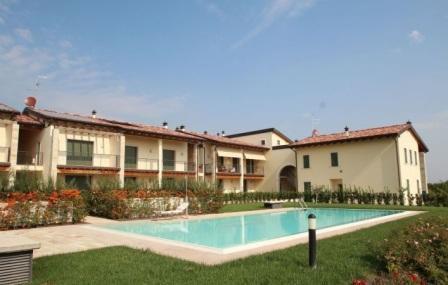Апартаменты Озеро Гарда, Италия, 111 м2 - фото 1