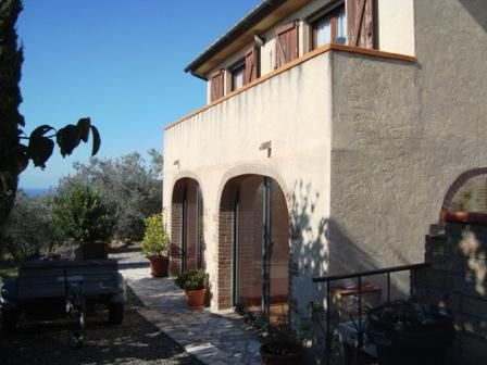Вилла в Гуардисталло, Италия - фото 1
