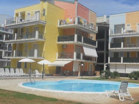 Апартаменты в Абруццо, Италия, 40 м2 - фото 1