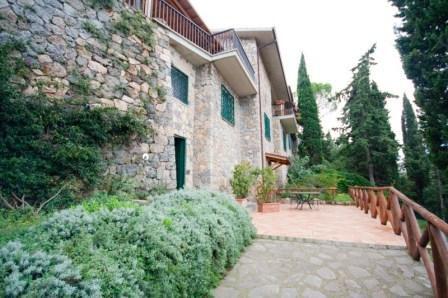 Вилла в Монте-Арджентарио, Италия, 220 м2 - фото 1