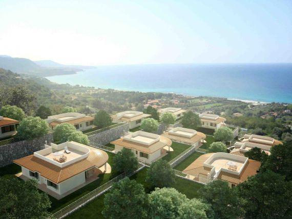 Апартаменты в Тропее, Италия, 109 м2 - фото 1