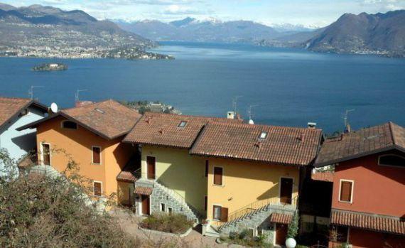 Квартира Озеро Маджоре, Италия, 70 м2 - фото 1