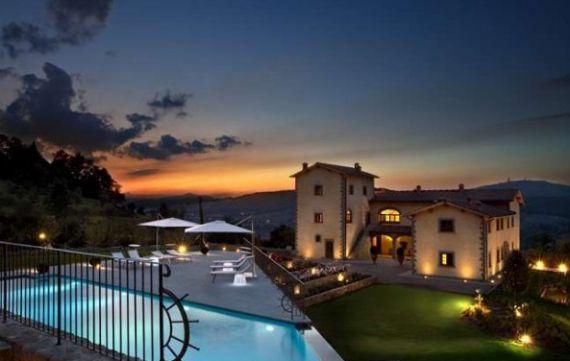 Вилла Тоскана, Италия, 530 м2 - фото 1