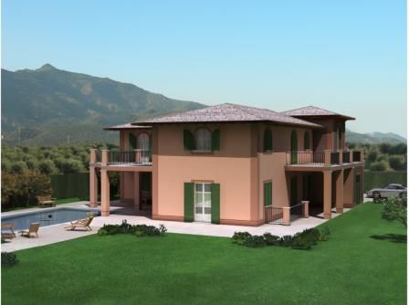 Апартаменты в Форте деи Марми, Италия, 173 м2 - фото 1