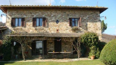 Вилла в Кьянти, Италия, 550 м2 - фото 1