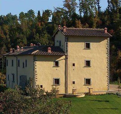 Вилла Тоскана, Италия, 670 м2 - фото 1