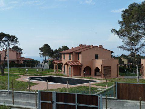 Вилла в Кастильончелло, Италия, 150 м2 - фото 1