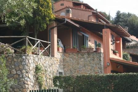 Вилла в Монте-Арджентарио, Италия, 80 м2 - фото 1