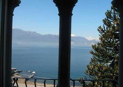 Вилла у озера Маджоре, Италия, 350 м2 - фото 1
